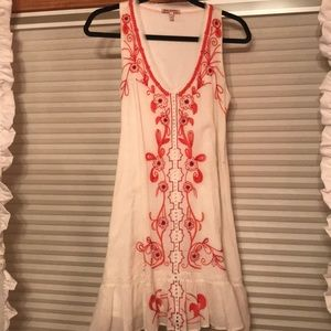 White Juicy Couture Dress